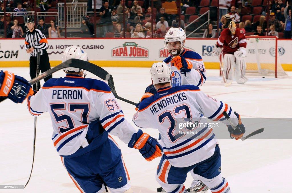 David Perron Oilers