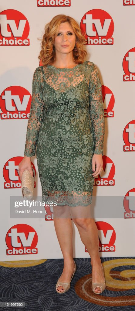 Sam Giles attends the TV Choice Awards 2014 at the London Hilton on September 8, 2014 in London, England.