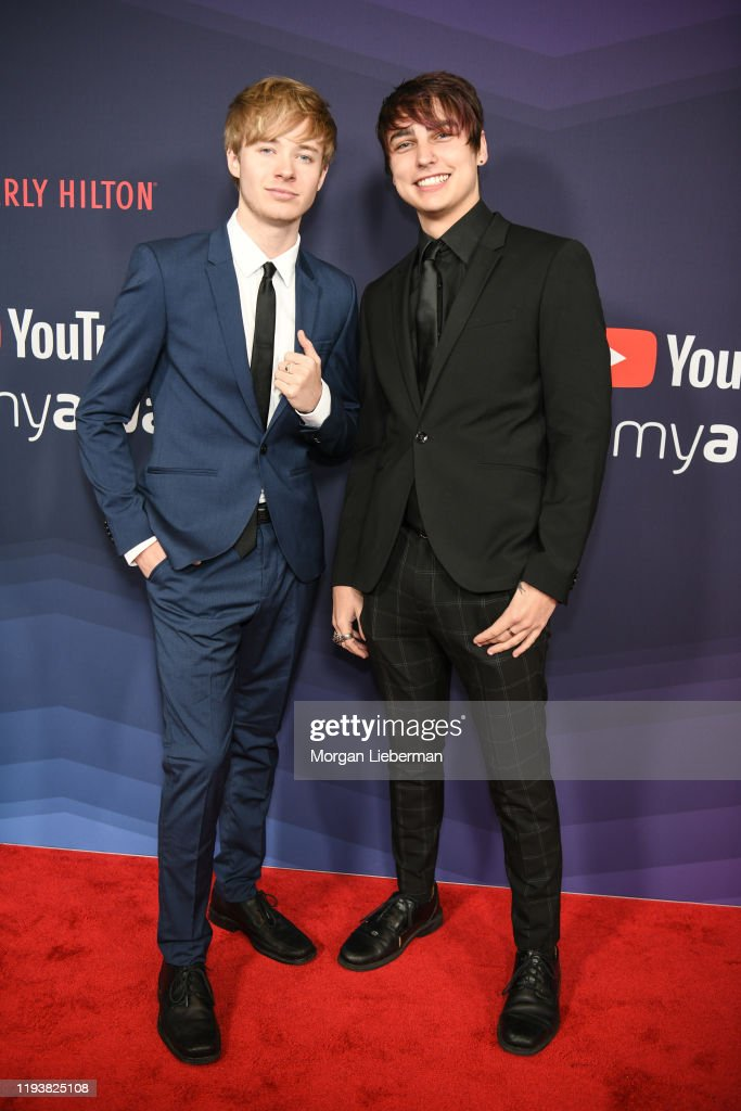 9th Annual Streamy Awards : Fotografía de noticias