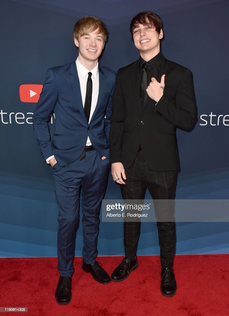 The 9th Annual Streamy Awards -  Arrivals : News Photo