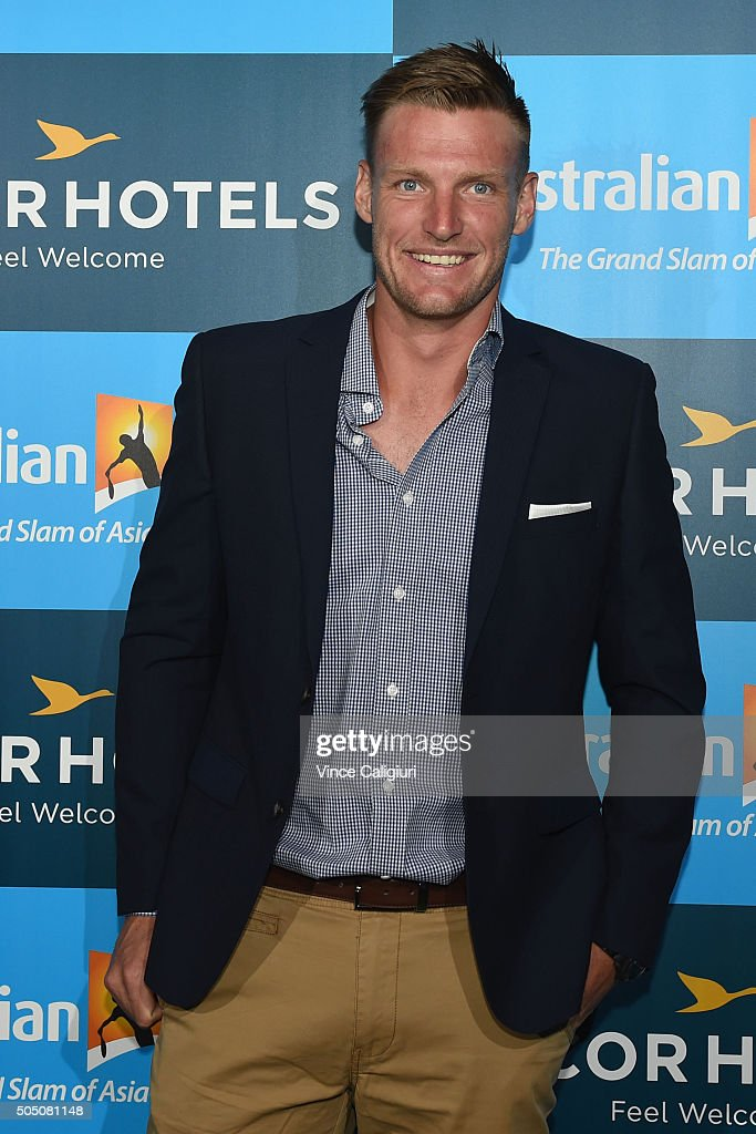 Australian Open Official Players Party