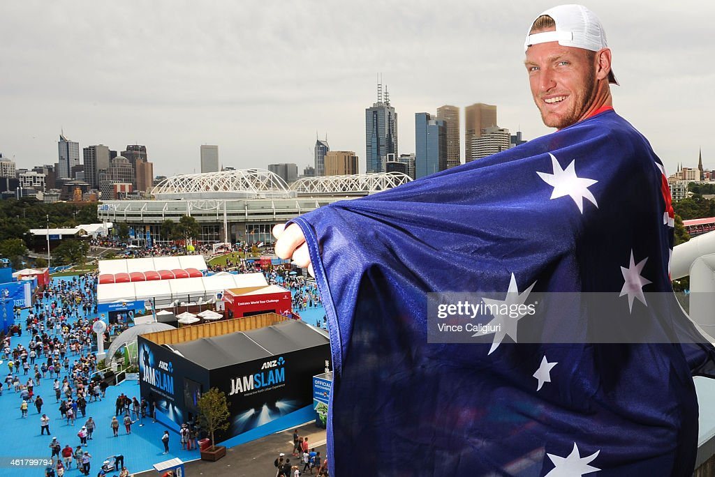Off Court At The 2015 Australian Open