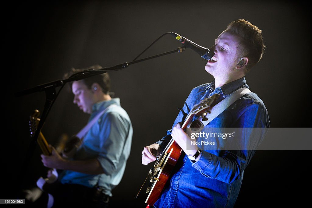 Two Door Cinema Club Perform At Brixton Academy