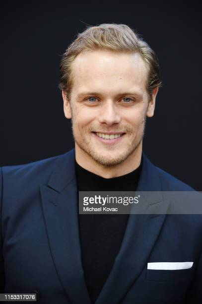 Sam Heughan attends Starz FYC 2019 — Where Creativity Culture and Conversations Collide on June 02 2019 at Westfield Century City in Century City...