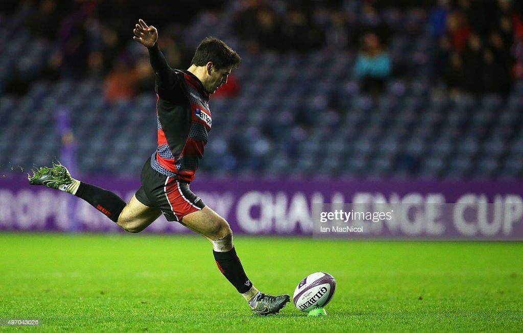 Edinburgh Rugby v Grenoble - European Rugby Challenge Cup