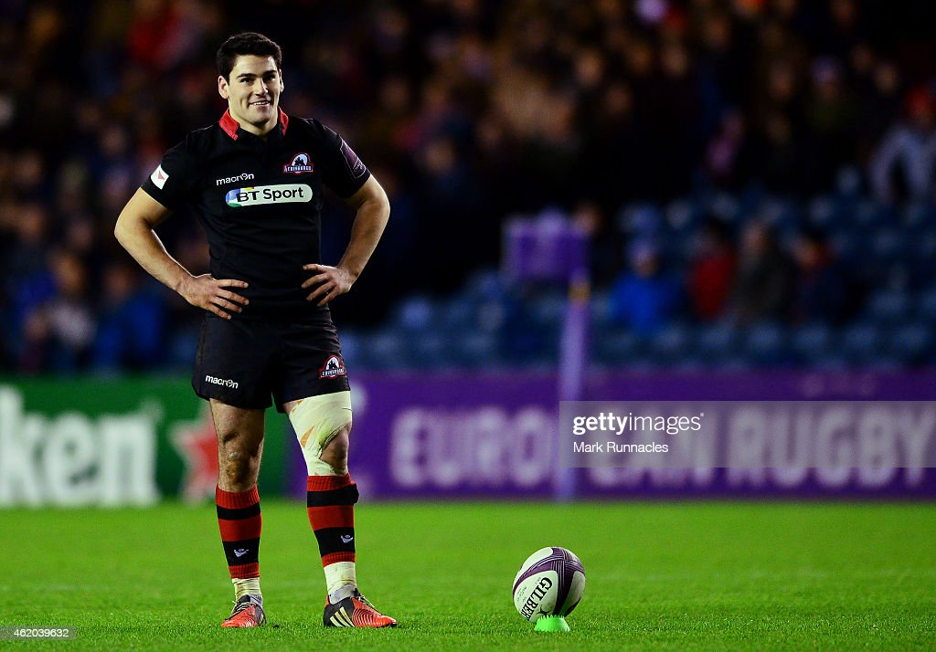 Edinburgh Rugby  v  Bordeaux-Begles - European Rugby Challenge Cup