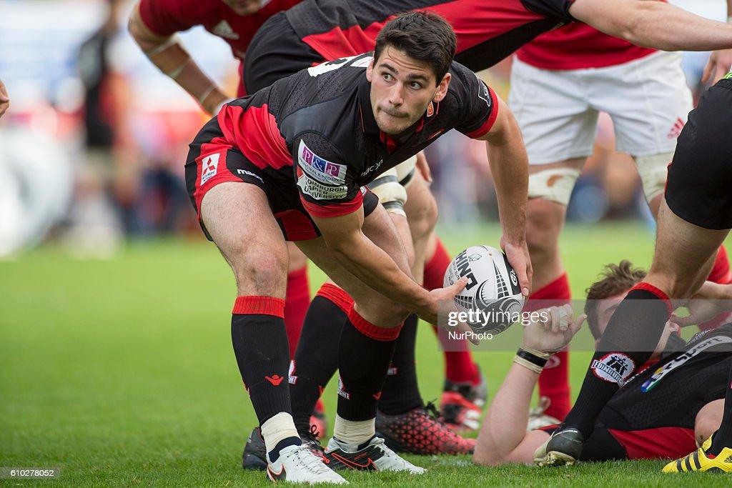 Munster v Edinburgh Rugby - Guinness PRO12 Round 4