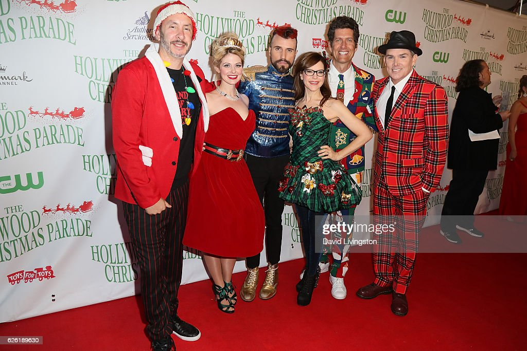 85th Annual Hollywood Christmas Parade - Arrivals