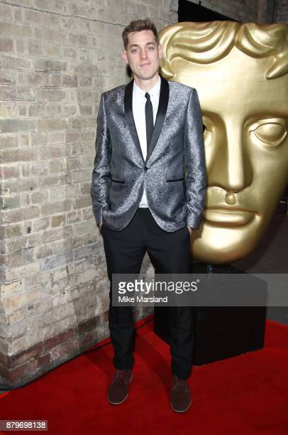 Sam Homewood attends the BAFTA Children's awards at The Roundhouse on November 26 2017 in London England