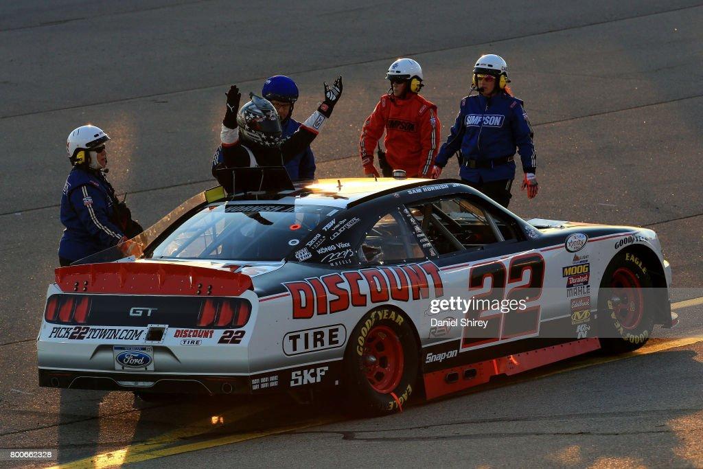 NASCAR XFINITY Series AmericanEthanolE15 250 presented byEnogen