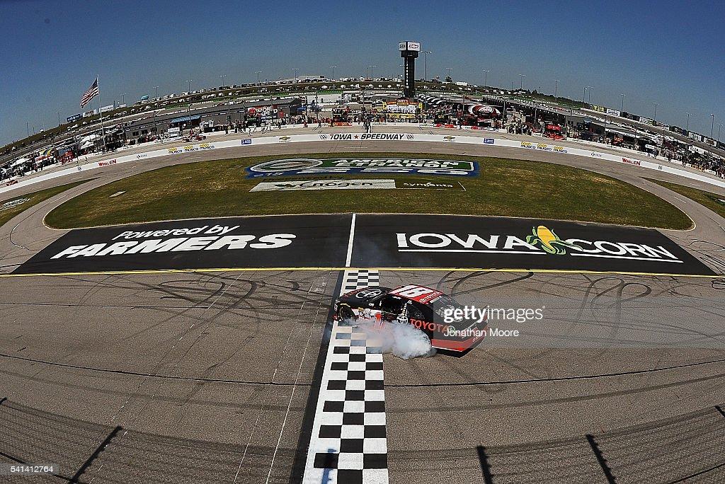 NASCAR XFINITY Series American Ethanol E15 250 presented by Enogen