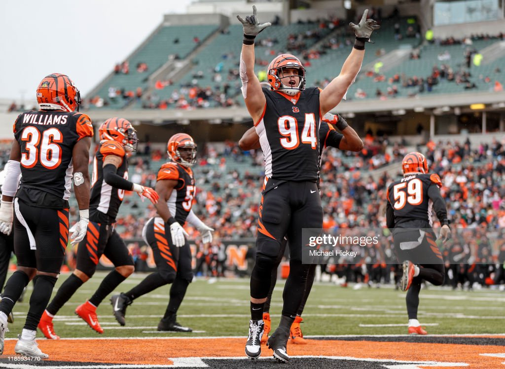 New York Jets v Cincinnati Bengals : ニュース写真