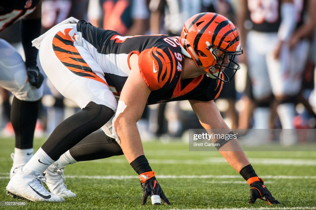 Cincinnati Bengals v Buffalo Bills : News Photo