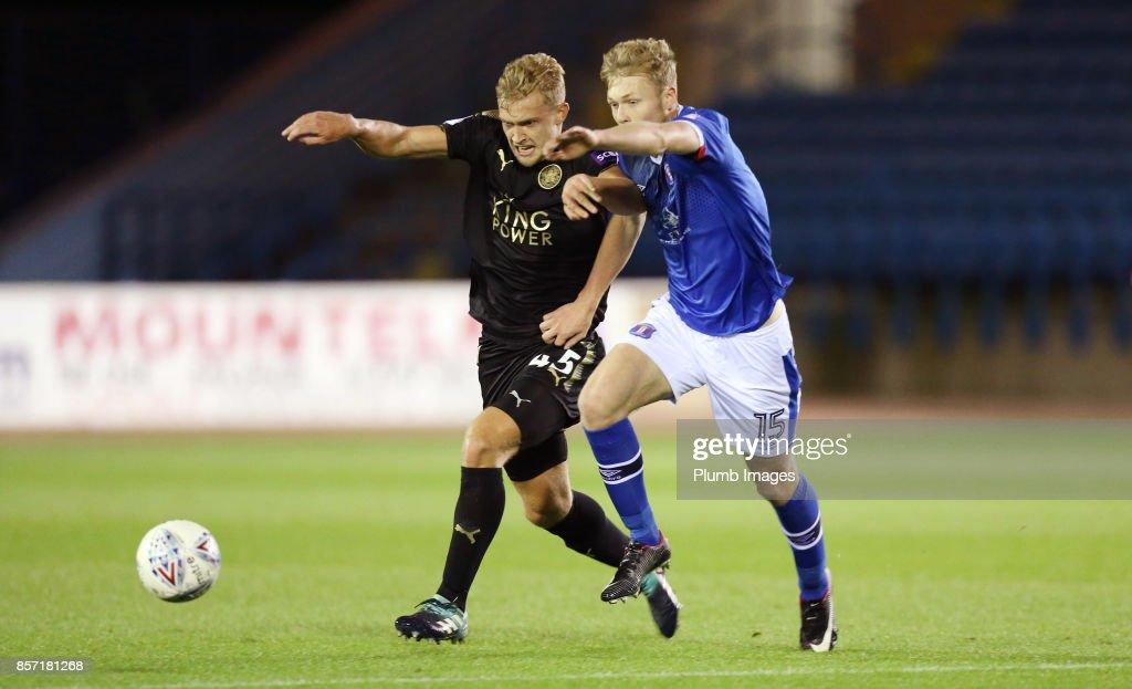 Carlisle United v Leicester City - EFL Checkatrade Trophy : News Photo