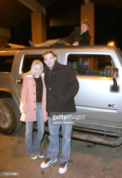 Sam Huntington Bryce Johnson and Kaitlin Doubleday