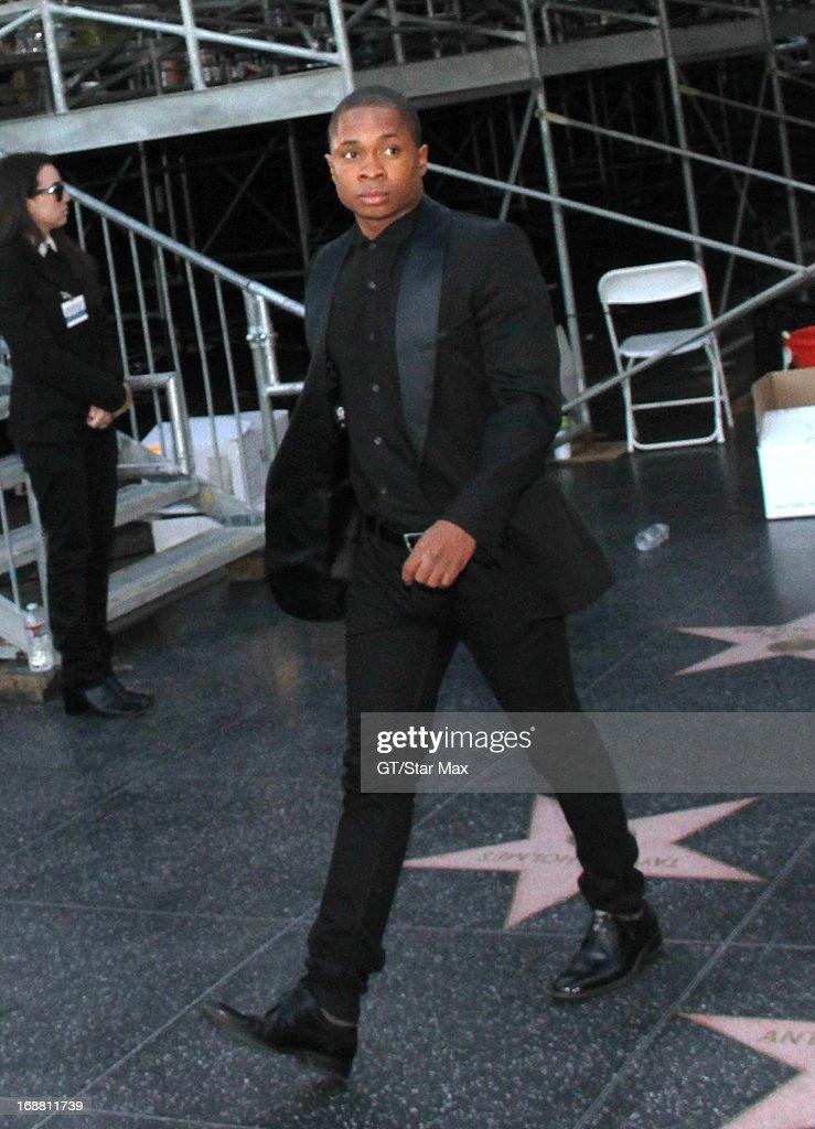 Sam Jones as seen on May 14, 2013 in Los Angeles, California.