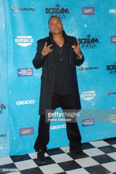 "Sam Jones III attends SPIKE TV'S ""SCREAM 2009"" at The Geek Theatre on October 17, 2009 in Los Angeles, CA."
