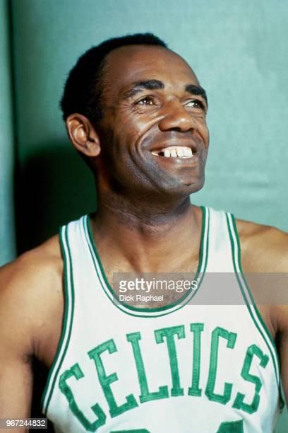 size 40 a9901 f63f9 Sam Jones of the Boston Celtics poses for a photo circa 1966 ...