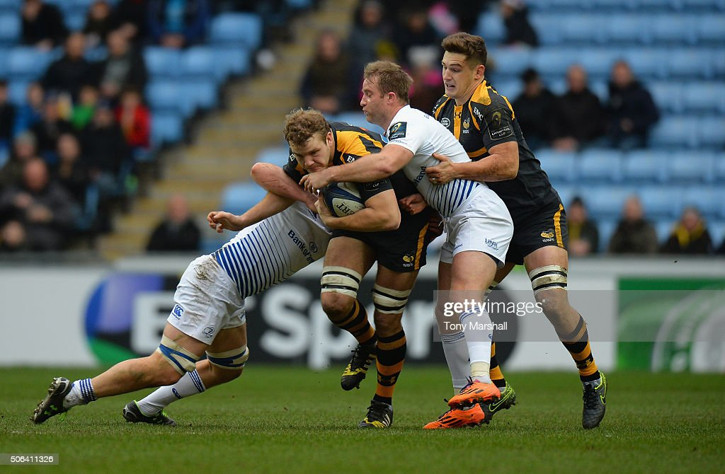 Wasps v Leinster Rugby - European Rugby Champions Cup
