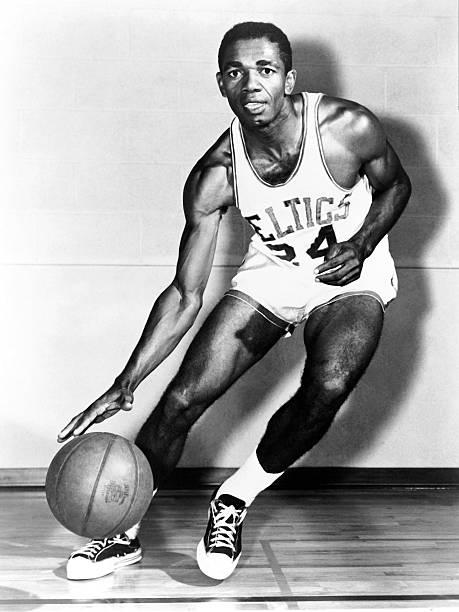 Sam Jones of the Boston Celtics