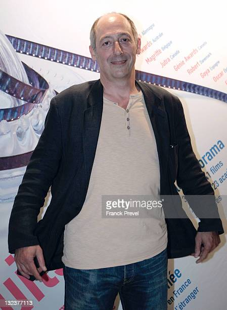 Sam karman attends the 'Panorama' Closing Dinner Hostedat UNESCO on July 6 2011 in Paris France