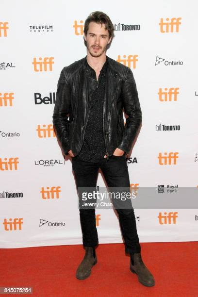 Sam Keeley attends The Cured premiere during the 2017 Toronto International Film Festival at Ryerson Theatre on September 9 2017 in Toronto Canada