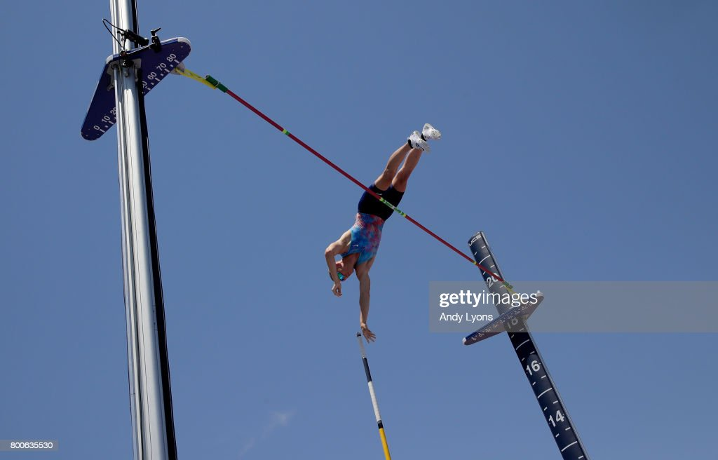 USA Track & Field Outdoor Championships - Day 3 : ニュース写真