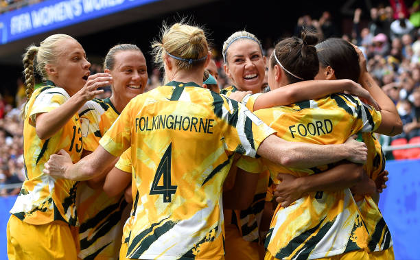 FRA: Australia v Italy: Group C - 2019 FIFA Women's World Cup France