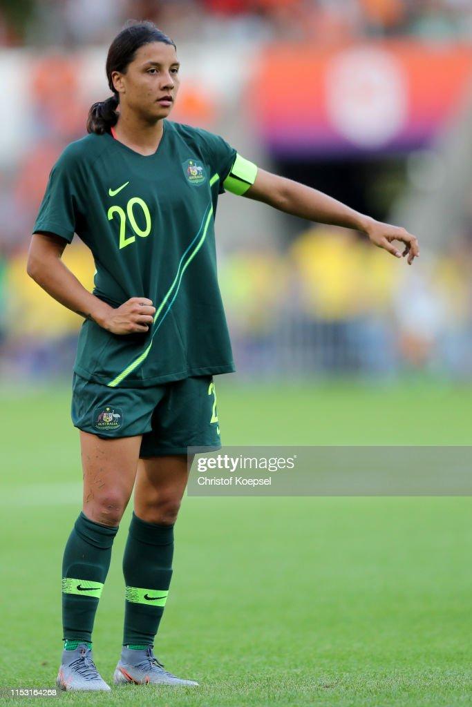 Netherlands Women v Australia Women - International Friendly : News Photo