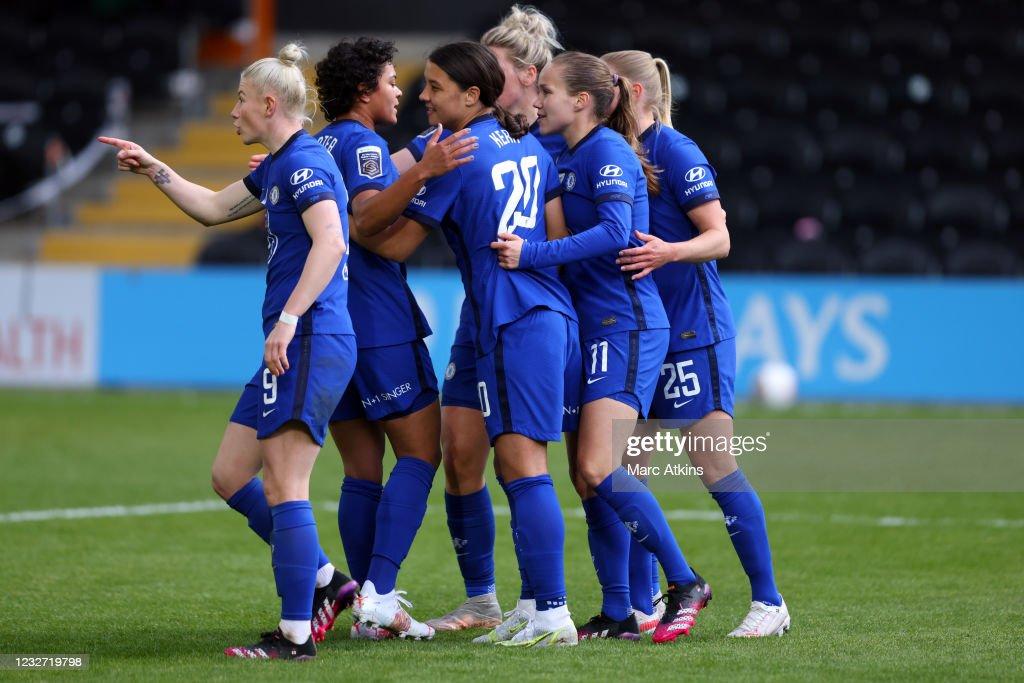 Tottenham Hotspur Women v Chelsea Women - Barclays FA Women's Super League : News Photo