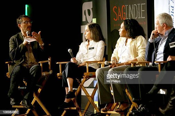 Sam Kitt Executive Producer Sucker Free City moderator Gail Mutrux Producer Kinsey Aisha Coley Casting Director Akeelah and the Bee and Mark Damon...