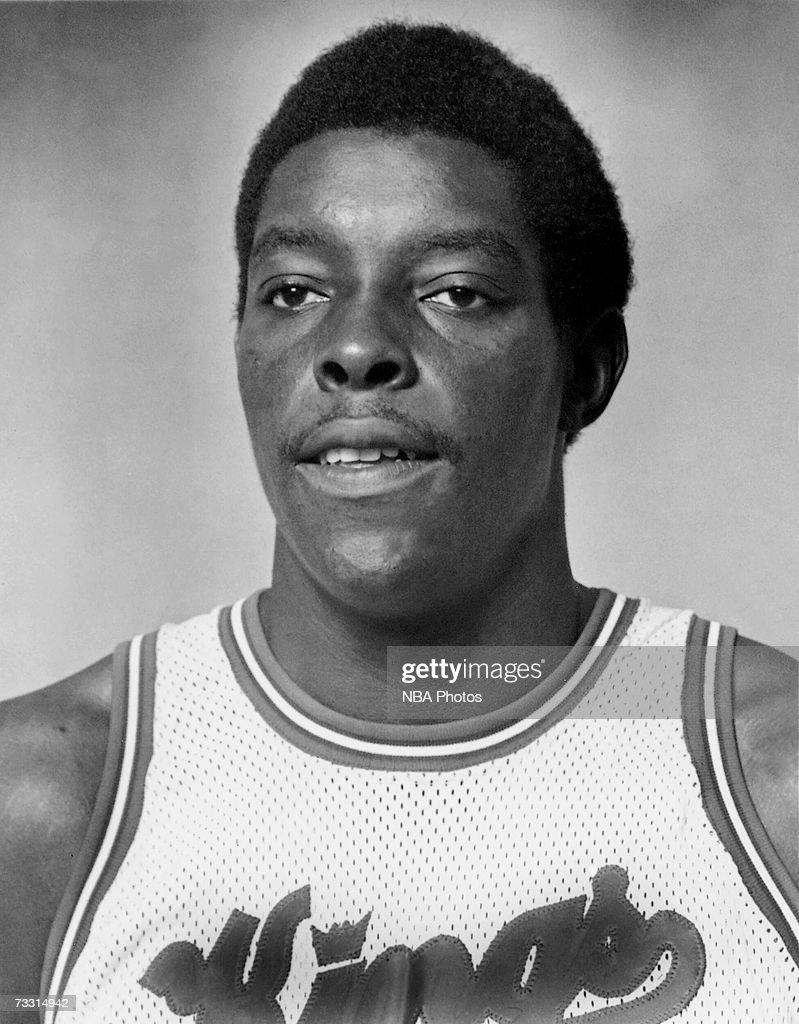 Sam Lacey #44 of the Kansas City Kings poses for a portrait during the 1975 season in Kansas City, Missouri.