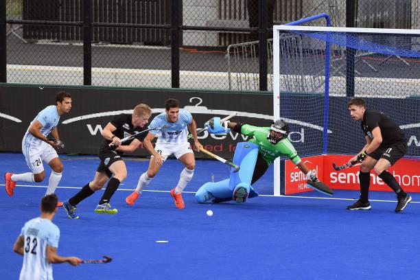 NZL: FIH Pro League - New Zealand v Argentina