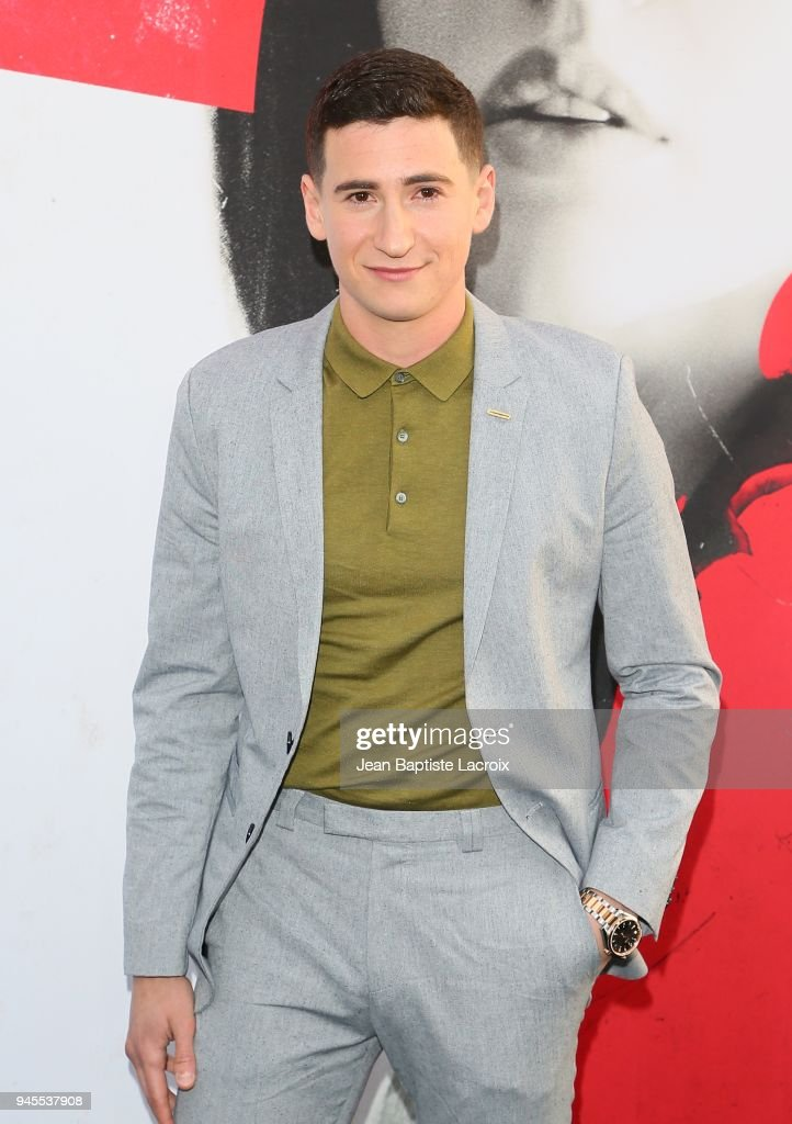 Sam Lerner attends the premiere of Universal Pictures' 'Truth Or Dare' on April 12, 2018 in Hollywood, California.