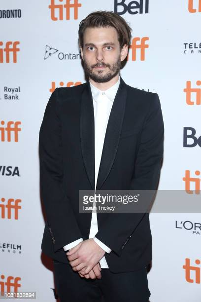 Sam Levinson attends the 'Assassination Nation' premiere during 2018 Toronto International Film Festival at Ryerson Theatre on September 11 2018 in...
