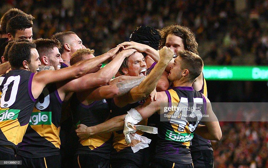 AFL Rd 8 - Richmond v Sydney : News Photo