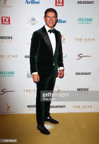 Sam Mac arrives at the 61st Annual TV WEEK Logie Awards at The Star Gold Coast on June 30 2019 on the Gold Coast Australia