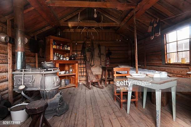 Sam McGee's cabin