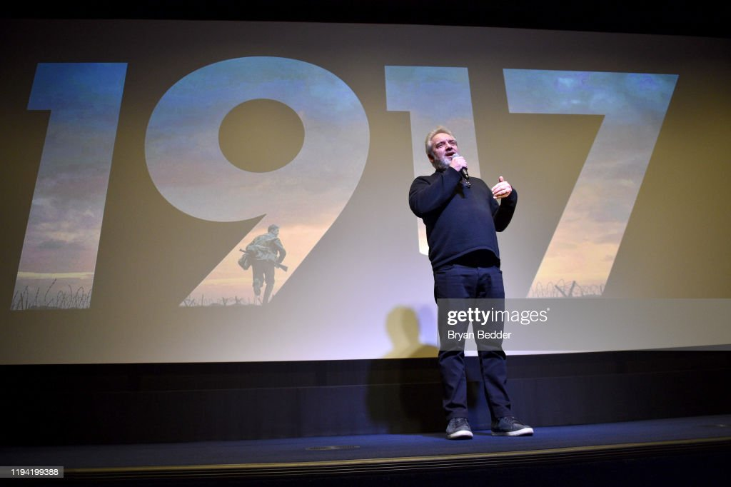 Universal Pictures And DreamWorks Pictures Presents A Special screening Of 1917 Hosted By Sarah Jessica Parker : News Photo