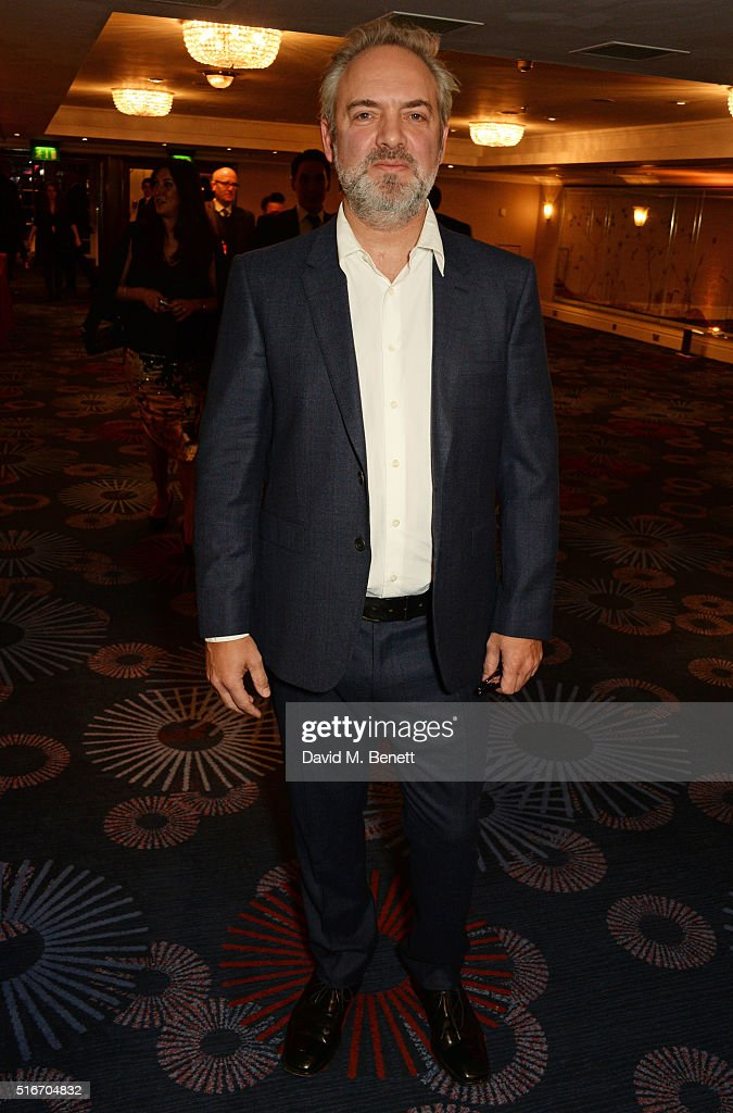 Sam Mendes attends the Jameson Empire Awards 2016 at The Grosvenor House Hotel on March 20, 2016 in London, England.