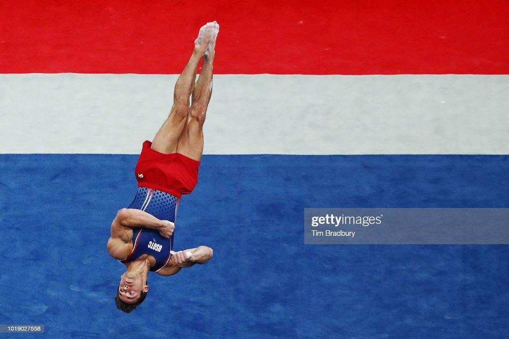 U.S. Gymnastics Championships 2018 - Day 3