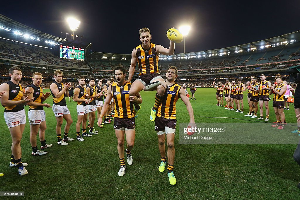 AFL Rd 18 - Hawthorn v Richmond