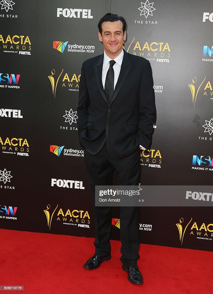 6th AACTA Awards - Red Carpet Arrivals