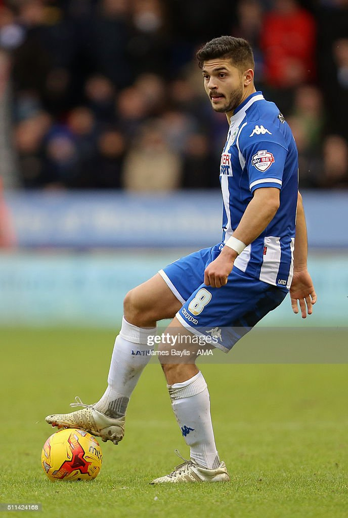 Walsall v Wigan Athletic - Sky Bet Football League One : News Photo