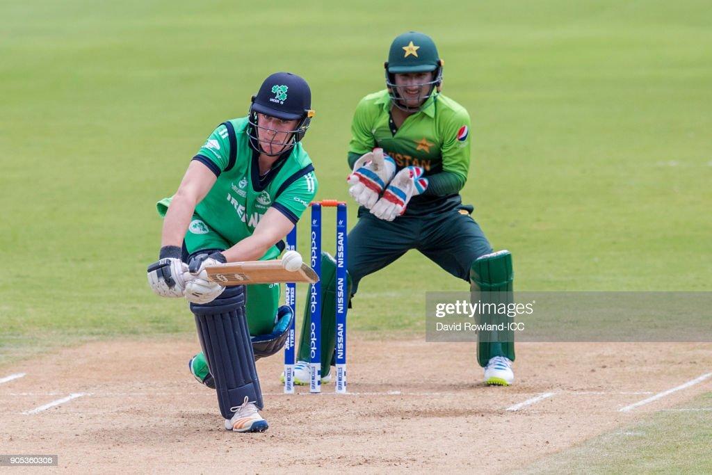 ICC U19 Cricket World Cup - Pakistan v Ireland