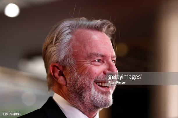 Sam Neill attends the 2019 AACTA Awards Presented by Foxtel at The Star on December 04 2019 in Sydney Australia