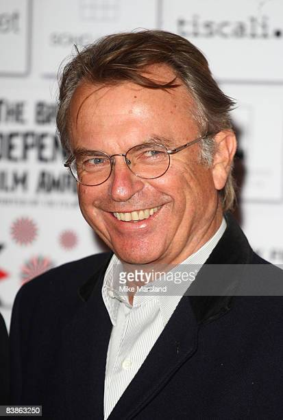 Sam Neill attends the British Independent Film Awards at the Old Billingsgate Market on November 30 2008 in London England