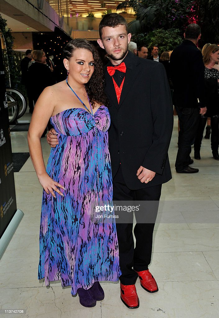 Sam Norton (L) and Pat Norton attend the nominees party for 'The Philips British Academy Television and British Academy Television Craft Awards' at Coutts Bank on May 5, 2011 in London, England.