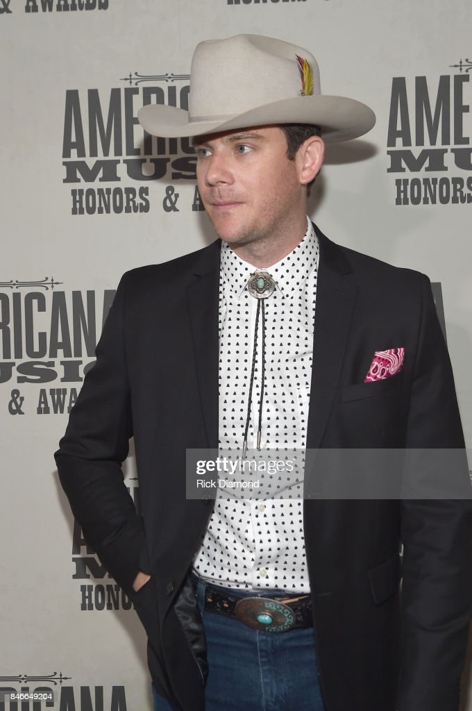 Sam Outlaw attends the 2017 Americana Music Association Honors & Awards on September 13, 2017 in Nashville, Tennessee.