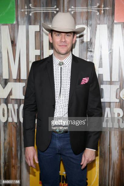 Sam Outlaw attends the 2017 Americana Music Association Honors Awards on September 13 2017 in Nashville Tennessee